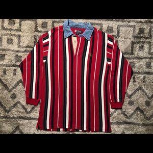 Vintage Chaps Ralph Lauren Long Sleeve Polo
